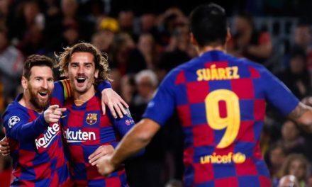 BARÇA – Messi s'agace sur le sujet Griezmann