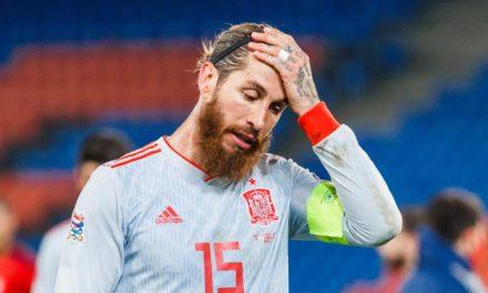 PSG – Pas d'offre pour Ramos