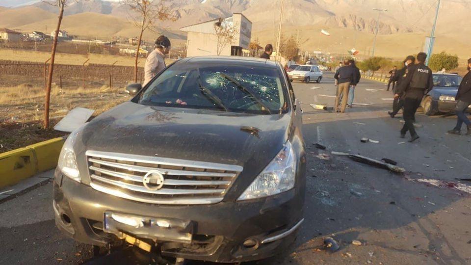 IRAN – Le responsable du programme nucléaire assassiné!