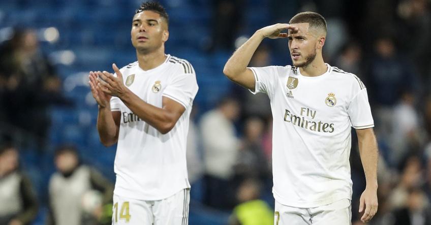 REAL MADRID – Hazard et Casemiro positifs au Covid-19
