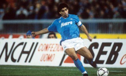 NAPLES – Le stade San Paolo pourrait être renommé au nom de Maradona