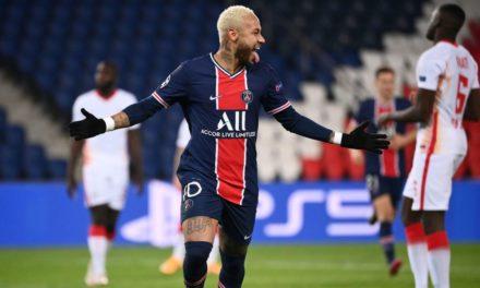 C1 – Neymar sauve le Psg, Barça se qualifie