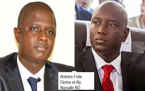 NOUVEAU MINISTRE DE L'INTERIEUR – L'engagement d'Antoine Félix Diom