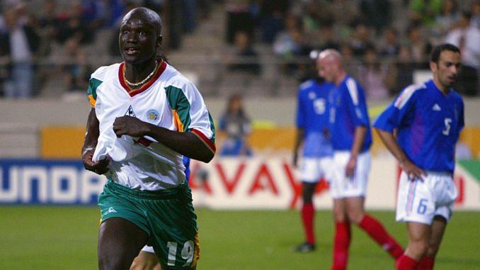 Les Lions pleurent Pape Bouba Diop