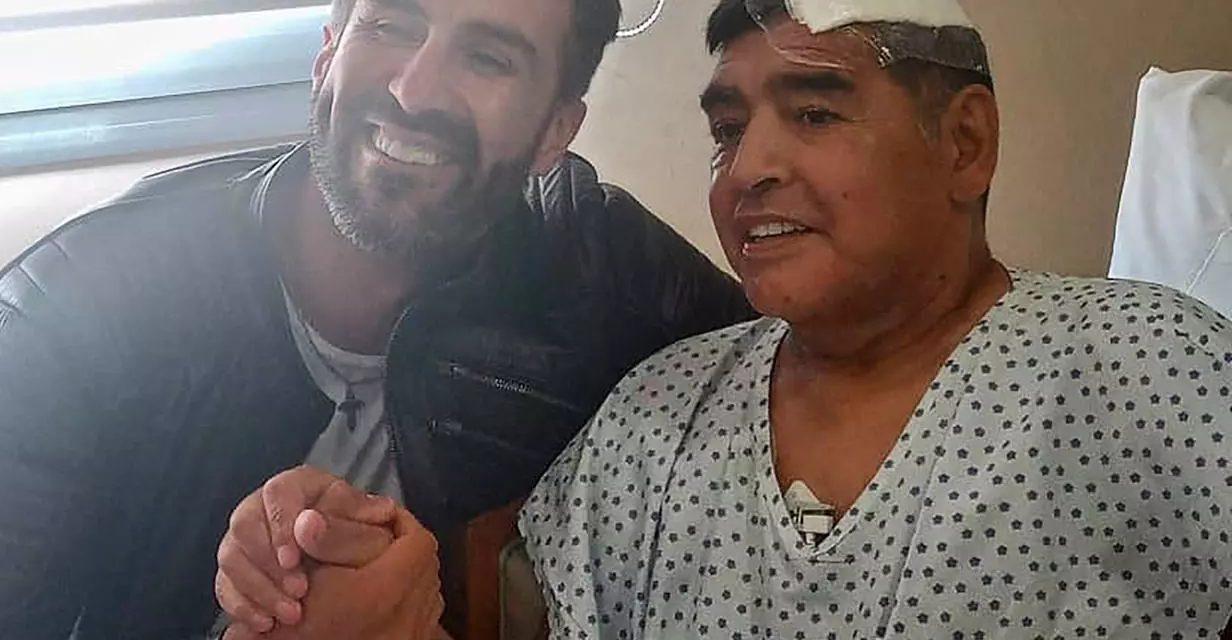 ARGENTINE – Maradona autorisé à quitter l'hôpital après son opération