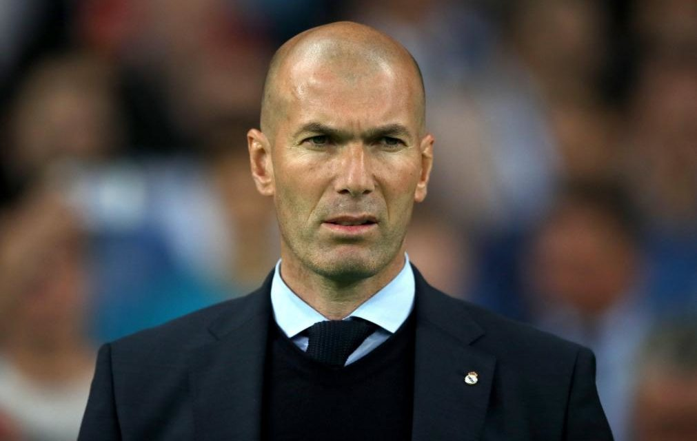 "ZIDANE : "" On perd deux points, clairement"""