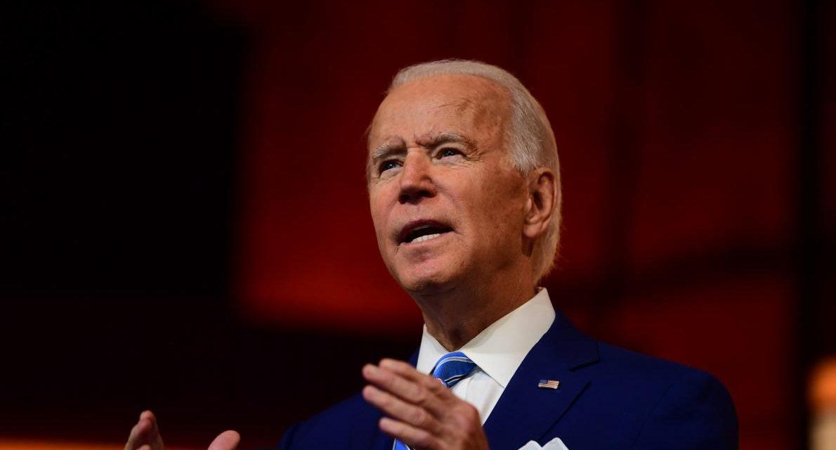 ETATS-UNIS – Joe Biden se fracture le pied en jouant avec son chien
