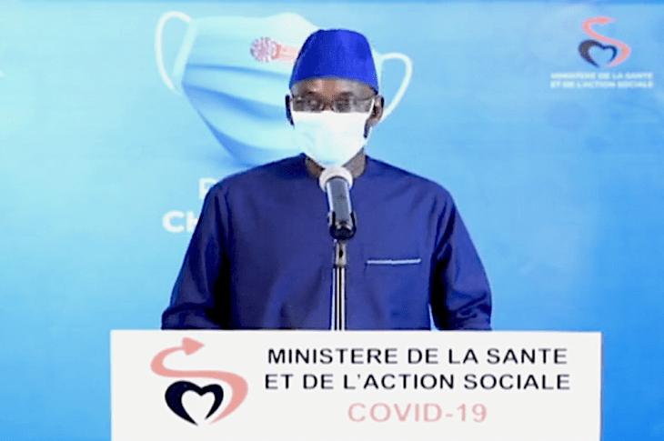 CORONAVIRUS AU SENEGAL – 44 nouveaux cas positifs et 11 décès