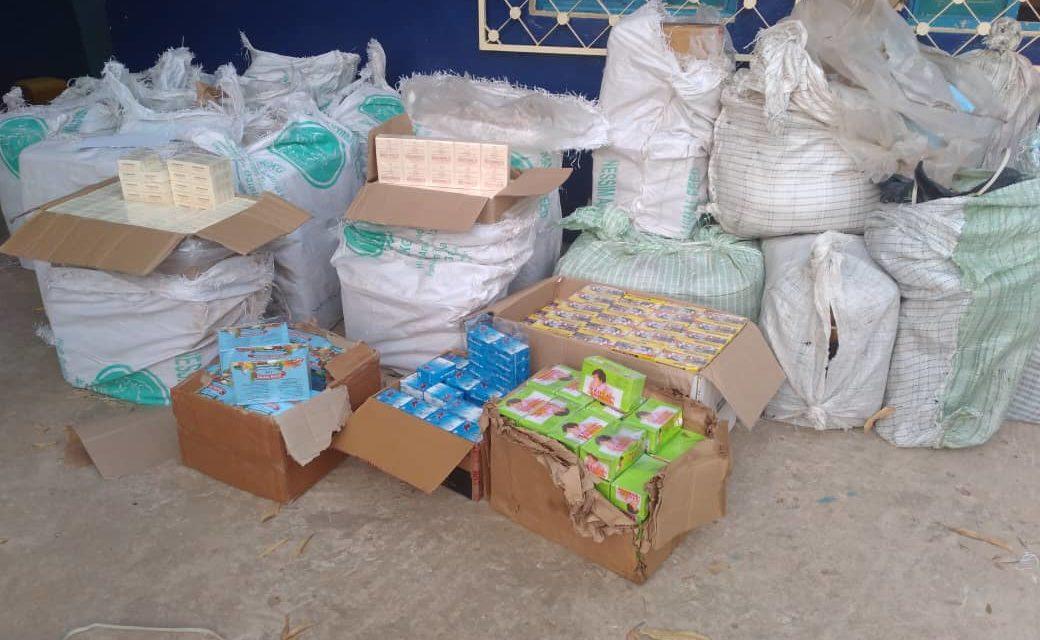 SAISIE DOUANIERE- Des médicaments de plus de 30 millions découverts à la plage de Warang