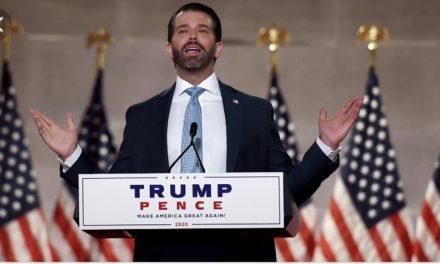 USA – Donald Trump Jr, fils aîné de Donald Trump, testé positif au Covid-19