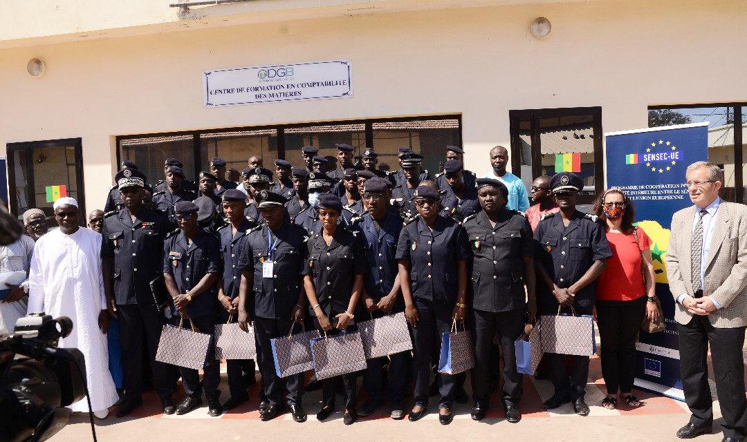 FORMATION EN COMPTABILITE DES MATIERES – 91 policiers diplômés
