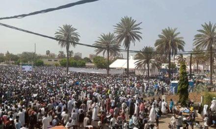PHOTOS + VIDEO – CONTRE LES CARICATURES SUR LE PROPHÈTE – Le pari réussi des musulmans du Sénégal