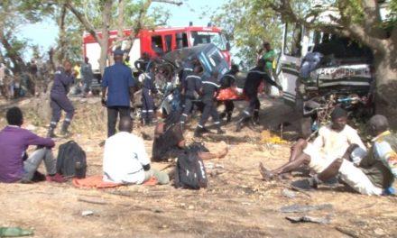 DARA TOUBA – Un accident fait 2 morts et plusieurs blessés graves
