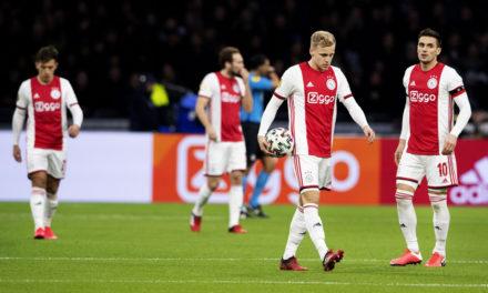 LDC – 11 joueurs de l'Ajax positifs au Covid-19