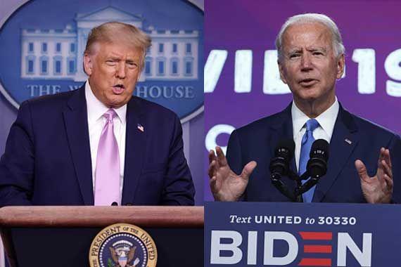 ETATS-UNIS – Biden au seuil de la Maison blanche, Trump promet de se battre en justice