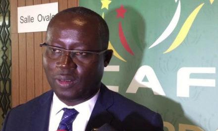 CAF – Augustin Senghor déclare sa candidature
