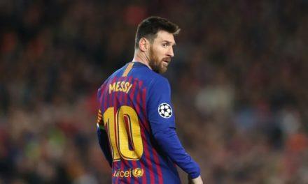 LIGUE DES CHAMPIONS – Koeman justifie l'absence de Messi