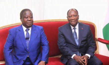 COTE D'IVOIRE – Tête-à-tête entre Bédié et Ouattara