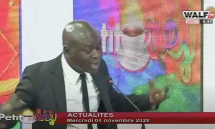 VIDEO – LIMOGEAGE DES POIDS LOURDS – Aliou Sow et Gomis de Walf très remontés…