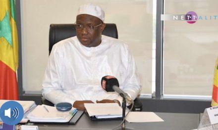 AUDIO – PASSATION DE SERVICE – Les mots de Cissé pour le président Sall