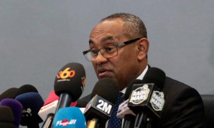 DROITS TV – Ahmad Ahmad cité dans un nouveau scandale