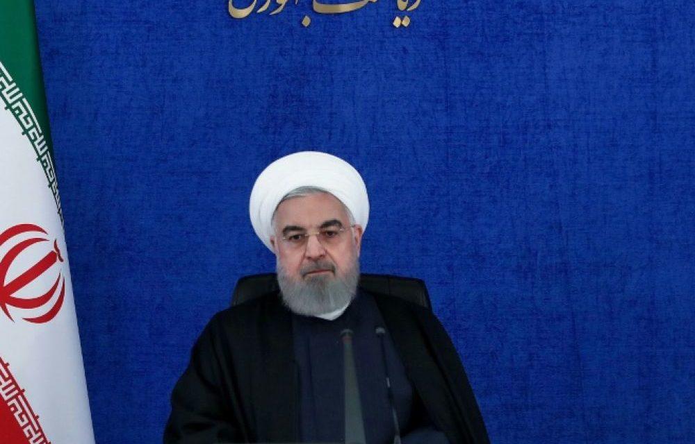 """IRAN – Rohani accuse Israël de vouloir semer le """"chaos"""" en tuant un scientifique"""