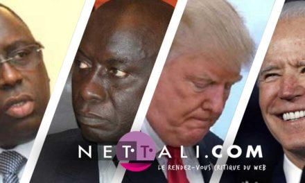 L'EDITO DE NETTALI.COM – De Trump à Macky