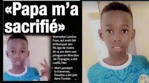 """LE PAPA DE DOUDOU FAYE – """"Je voulais qu'il rejoigne un centre de formation de football en Italie"""""""