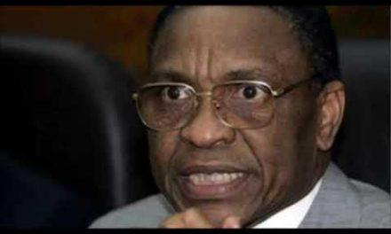 NIGER – Décès de l'ancien président Mamadou Tandja