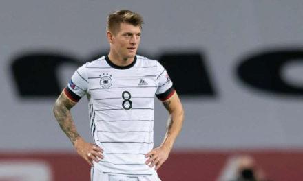 """Toni Kroos : """" Cette défaite me fait mal """""""