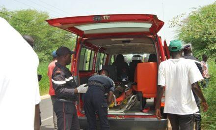 THIADIAYE – 4 enfants tués dans un accident