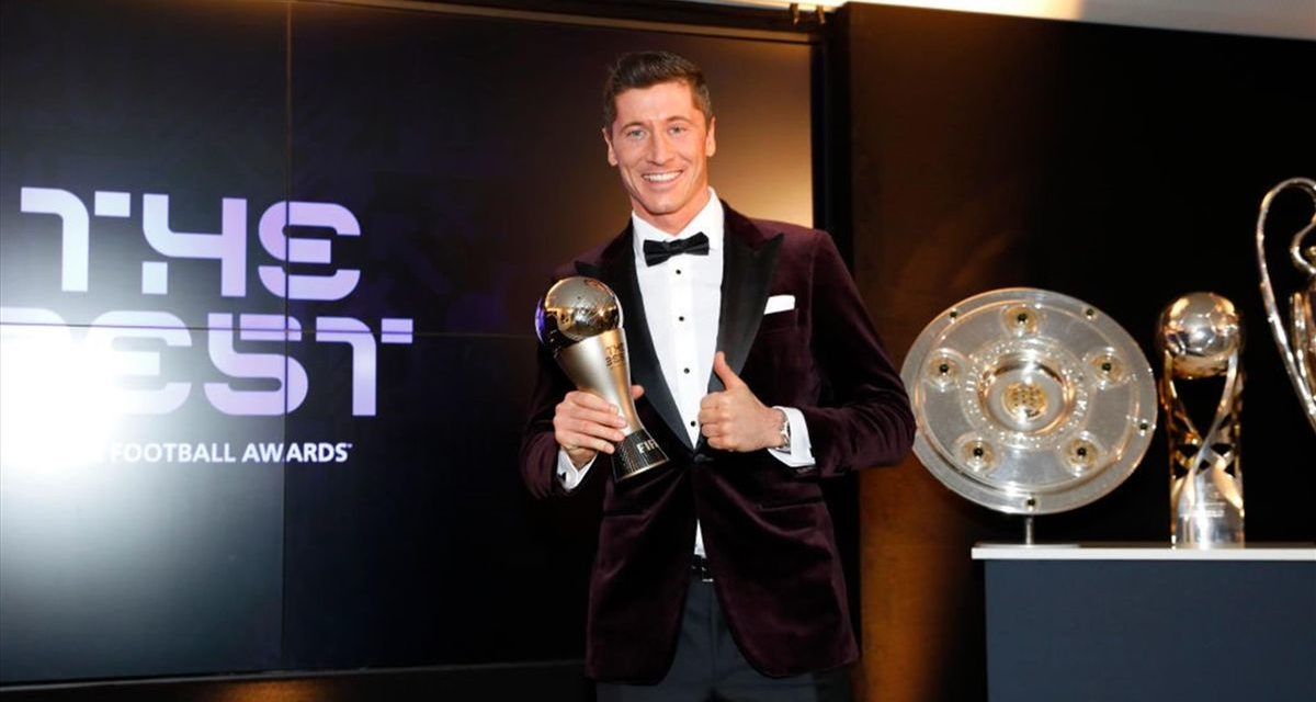 "LEWANDOWSKI – "" Gagner un prix devant Messi et Ronaldo…"""