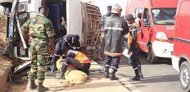 AXE LINGUERE-MATAM – Un accident de la route fait 4 morts et 2 blessés graves