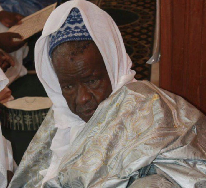 NECROLOGIE  – Rappel à Dieu de Serigne Abass Mbacké, khalife de Darou Mouhty