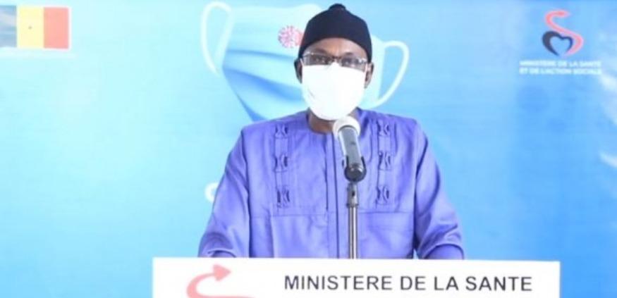 CORONAVIRUS AU SENEGAL – 115 nouveaux cas, 3 décès