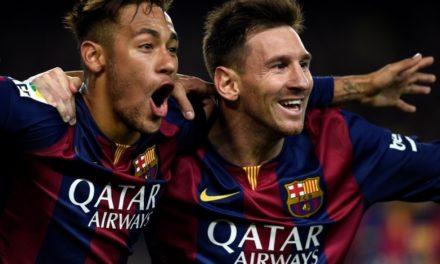 Neymar affiche son soulagement et donne rendez-vous à Messi
