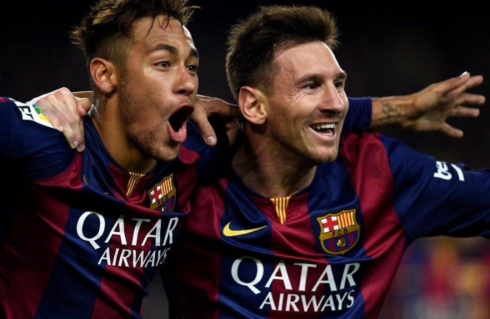 """PSG Neymar : """"je veux rejouer avec Messi"""""""