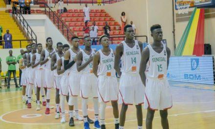 AFROBASKET U18 – Le Sénégal file en finale et se qualifie pour le mondial