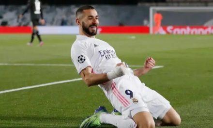 REAL MADRID – Benzema un peu plus dans l'histoire