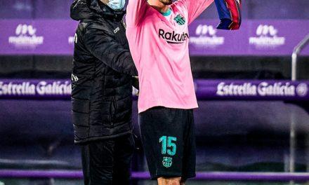 FC BARCELONE  – L'hommage de Clément Lenglet à Moussa Wagué