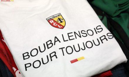DÉCÈS DE PAPE BOUBA DIOP – Le bel hommage de Lens