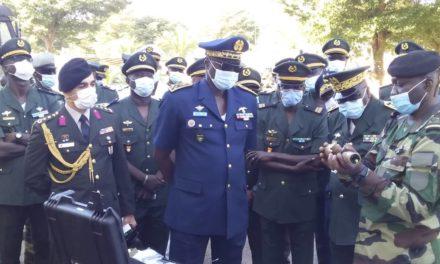 SENEGAL-TURQUIE – L'armée sénégalaise a réceptionné un important matériel militaire