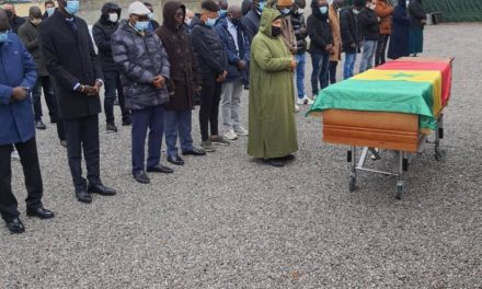 RUFISQUE – Pape Bouba Diop sera inhumé samedi
