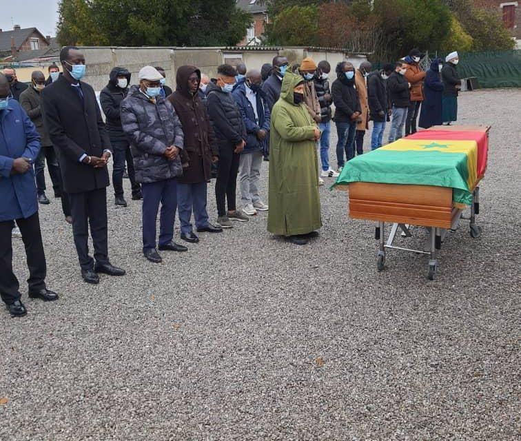 DECES DE PAPE BOUBA DIOP – Le corps arrive finalement à 16h