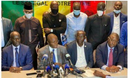 CAF – Matar Ba lance le comité national de soutien à la candidature de Me Augustin Senghor