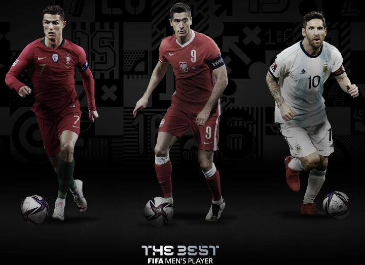 FIFA THE BEST – Les 3 finalistes sont connus
