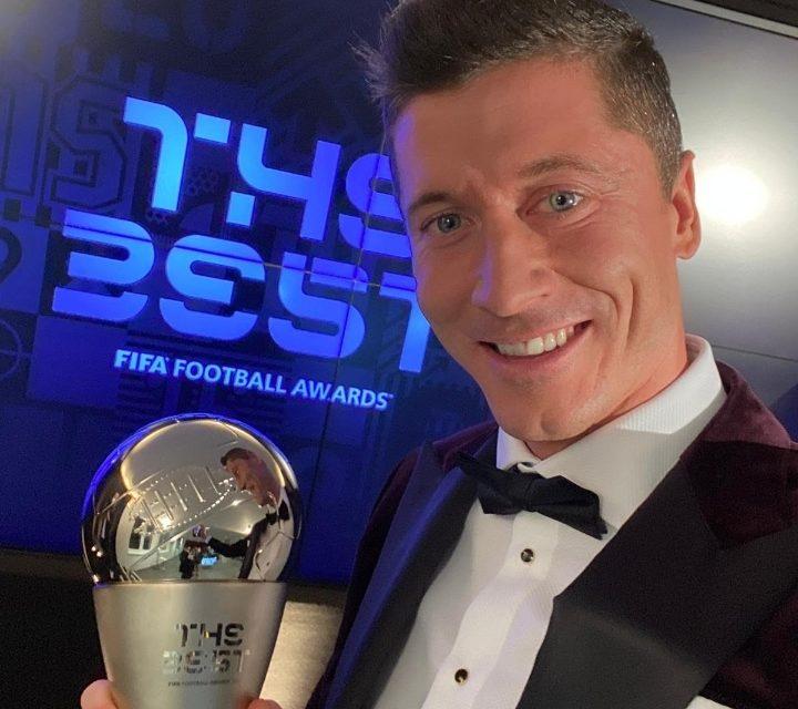 FIFA – Lewandowski is The Best