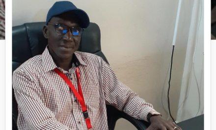 NÉCROLOGIE – Le journaliste Ibrahima Khalil Sène n'est plus