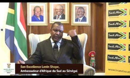 ALMADIES – L'ambassadeur de l'Afrique du Sud retrouvé mort