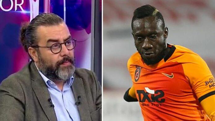 GALATASARAY – Mbaye Diagne victime de racisme à la télé